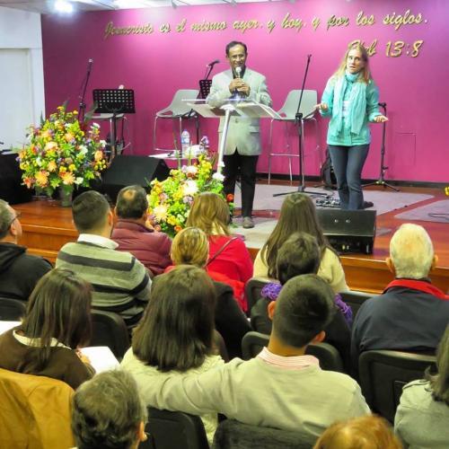 Convención pastores 1