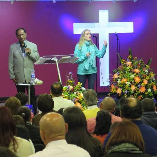 Convención pastores 2